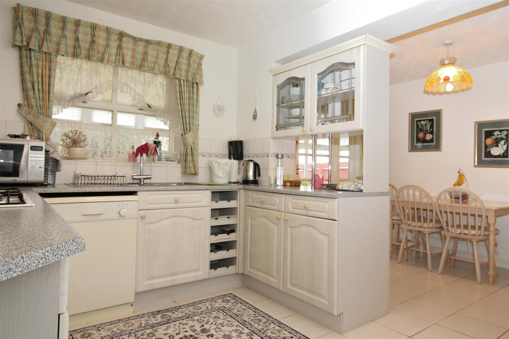 4 Bedrooms Detached House for sale in Stubbs Close, Wellingborough